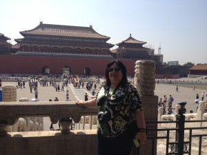Forbidden City, Fahai Temple, Charley Ferrer, Chronicles of China, sex education